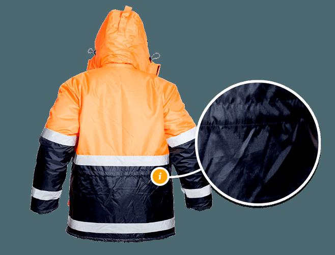 Vestuário Protecção, Endutex, Endutex Vestuário Protecção, Áreas de Aplicação Endutex